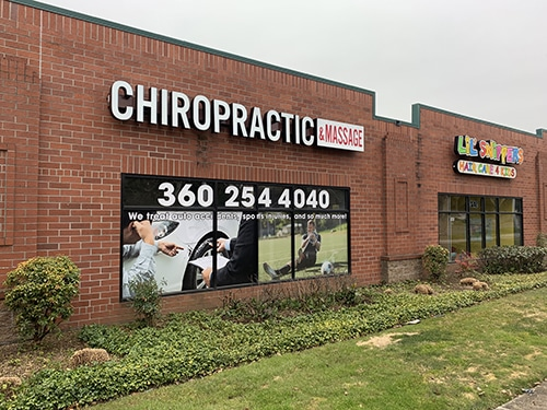 Chiropractic Vancouver WA Office